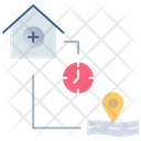 Clinic Route Icon
