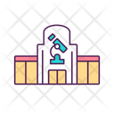 Medical Research Clinic Icon