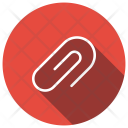 Clip Attachment Staple Icon