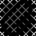 Paper Clip Attach Icon