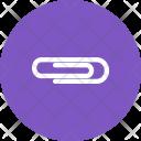 Clip Attachment Pin Icon
