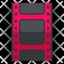 Video Film Clip Icon