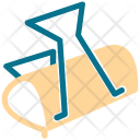 Paper Picker Collect Icon