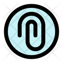 Clip User Interface Mobile Icon