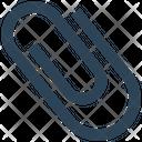 Business Financial Clip Icon