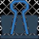 Clip Pin Attach Icon