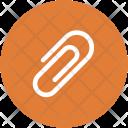 Clip Gem Paper Icon