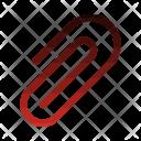 Clip Paperclip Attach Icon
