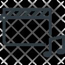 Clip Clapper Music Icon