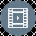 Clip Film Movie Icon