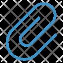 Clip Attachment Email Icon