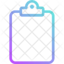 Clip Board Icon