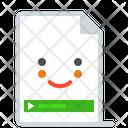 Clip File Clip File Icon
