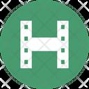 Clip Reel Icon