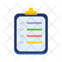 Clipboard Manager Notes Icon