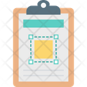 Clipboard Selection Selection Square Icon