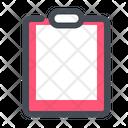 Clip Board List Icon