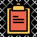 Checking List Verification Icon
