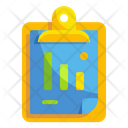Clipboard Paper Document Icon