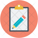 Clipboard Document Office Icon