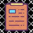 Clip Board Clipboard Task List Icon