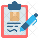 Clipboard Check Checklist Icon