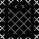 Clipboard Blank Copy Icon