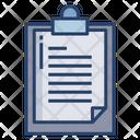 Clipboard Document Paper Icon
