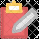 Clipboard Blank Sheet Icon