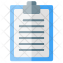 Document Clipboard Documents Icon