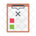 Clipboard Document Business Icon
