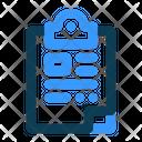 Clipboard File Holder Holder Icon