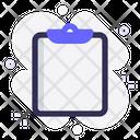 Task Clipboard Paper Icon