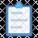 Paste Clipboard Content Icon