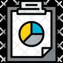 Clipboard Data File Icon
