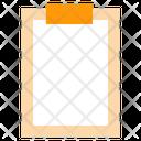 Clipboard Task List Icon