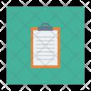 Clip Paper Stapler Icon