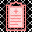 Clipboard Document Report Icon