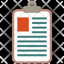 Clipboard Board Checklist Icon