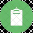 Clipboard File Board Icon