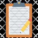 Clipboard Write Create Icon