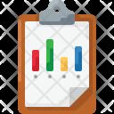 Chart Data Analytics Icon