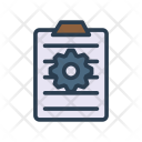 Clipboard Page Document Icon