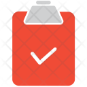 Paper Pad Check Icon