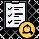 Clipboard Work Job Icon