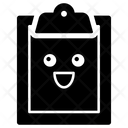 Clipboard Emoji Icon