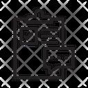 Clipboard Message Icon