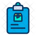 Clipboard Package Icon