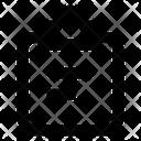 Clipboard Paper Icon