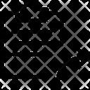 Clipboard Trun Right Icon